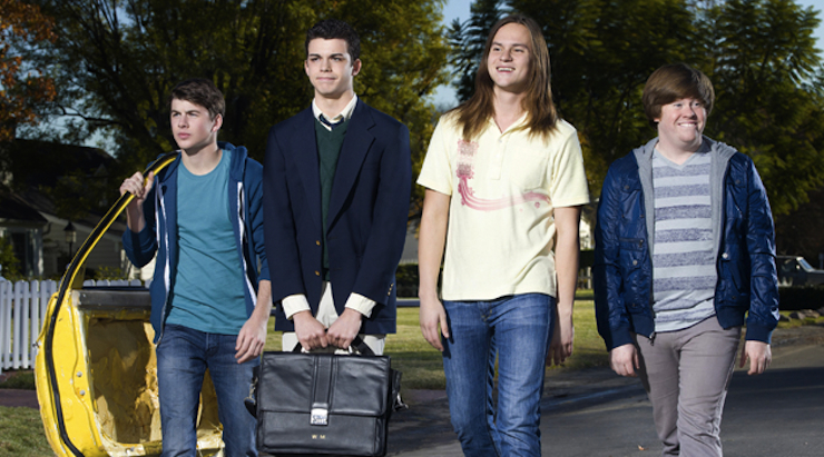 US inbetweeners cast