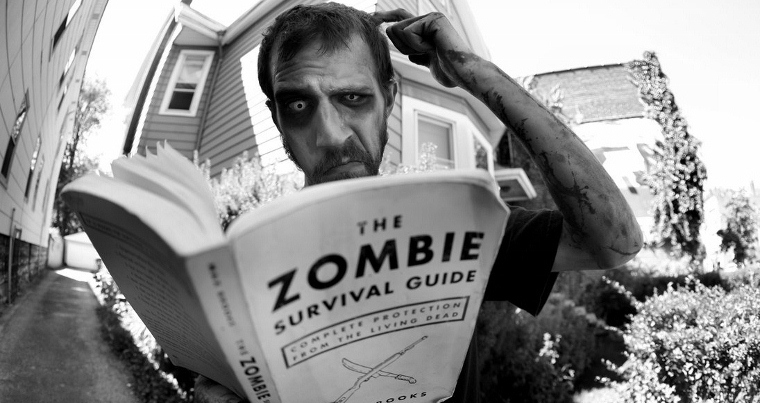 confused zombie