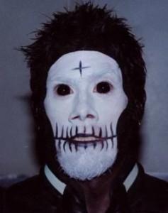 Limp Bizkit Mask