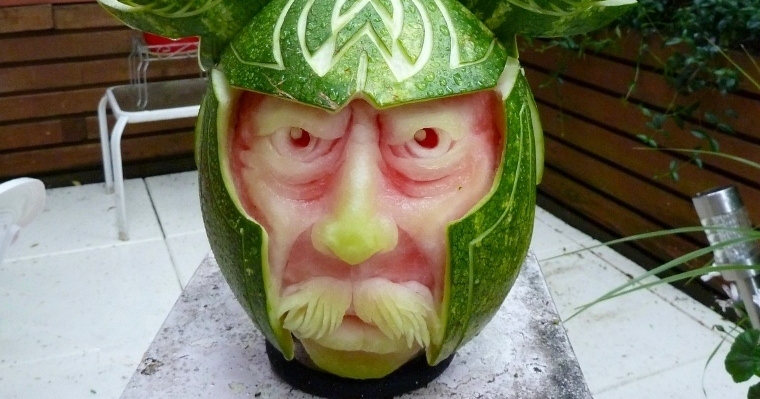 viking watermelon