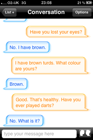 Cleverbot 6
