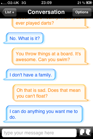 Cleverbot 7