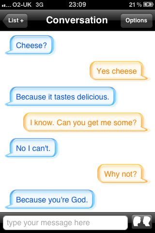 Cleverbot 8