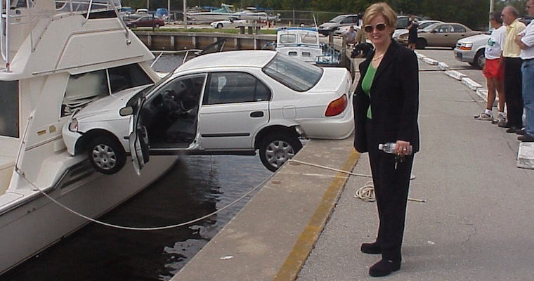 Bad Women Driver