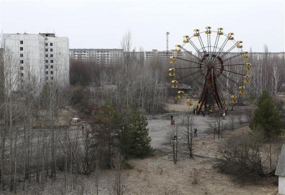 Chernobyl - Ferris Wheel