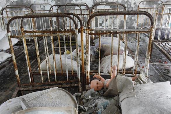 Chernobyl - Hospital + Doll