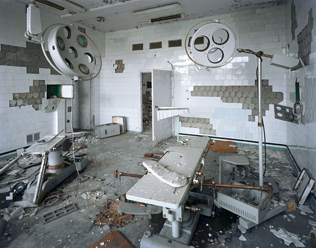 Chernobyl - Operating Theatre
