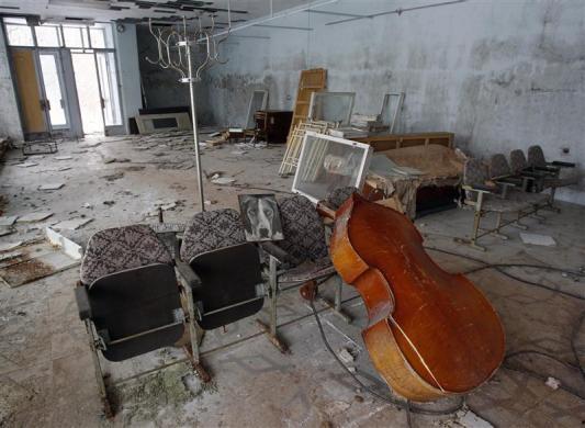 Chernobyl - Theatre