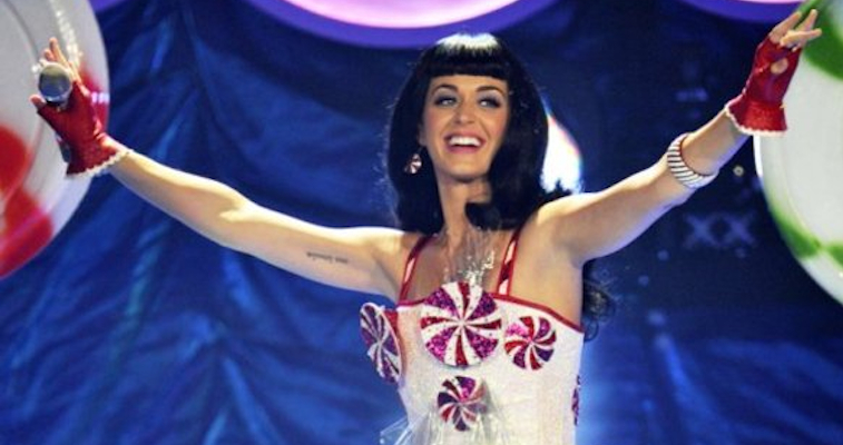 Katy Perry Peppermint Bra Featured