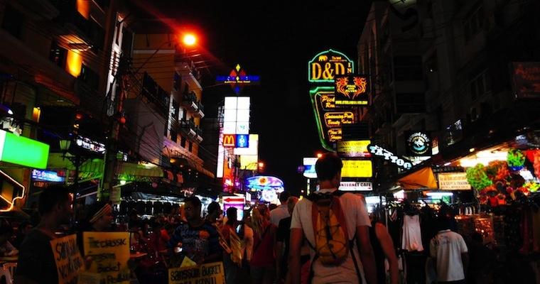 Khao San Night Market
