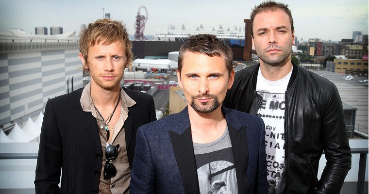 Muse To Represent All Of UK's Hopes And Dreams At The Olympics