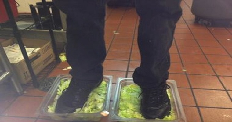 Employee On Lettuce