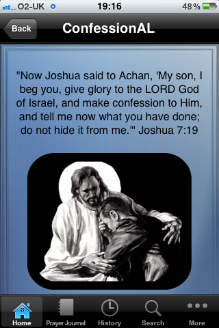 ConfessionAL Bible Reading