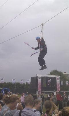 Boris Johnson Zip Line 4