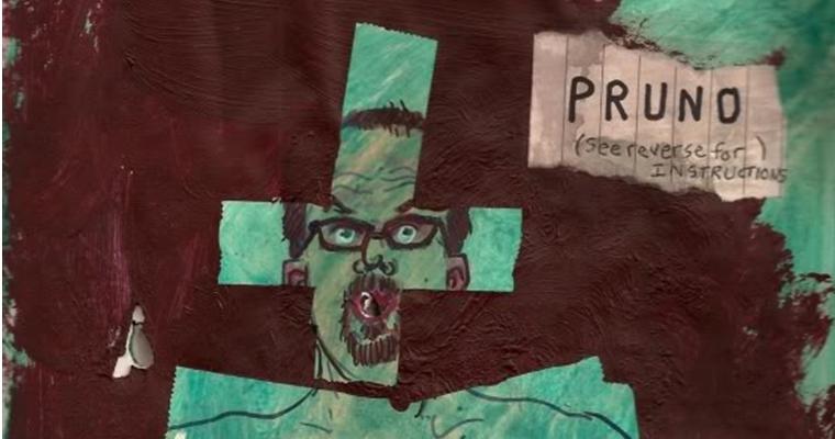 Bryan Lewis Saunders - Pruno