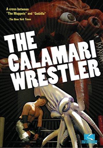 Calamari Wrester Film Poster