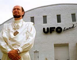 Claude Vorilhon - Raelism - UFO Cult