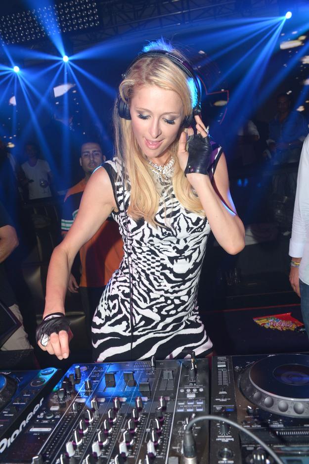 Paris Hilton Gotha 1