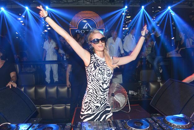Paris Hilton Gotha 2