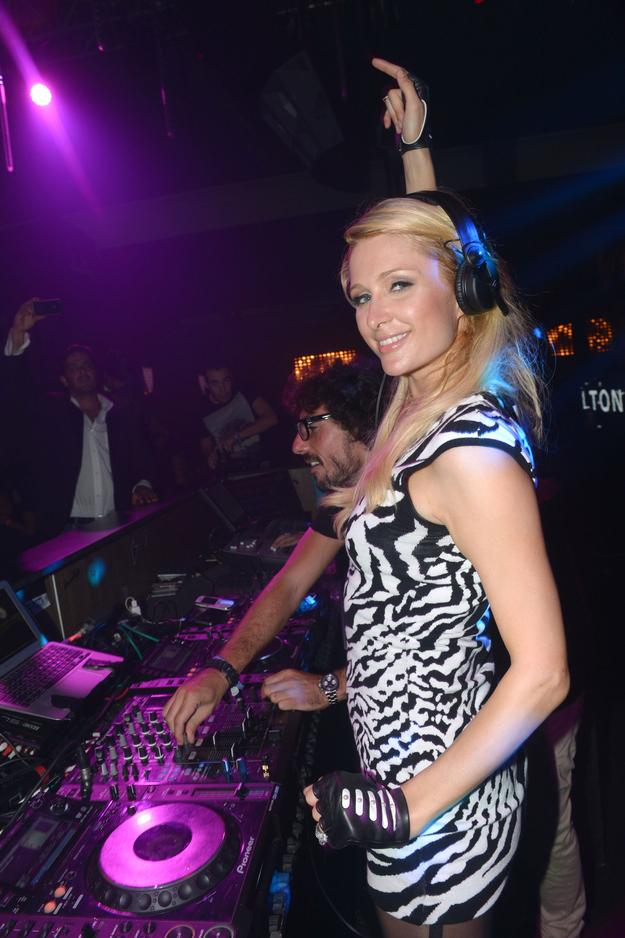 Paris Hilton gotha 3