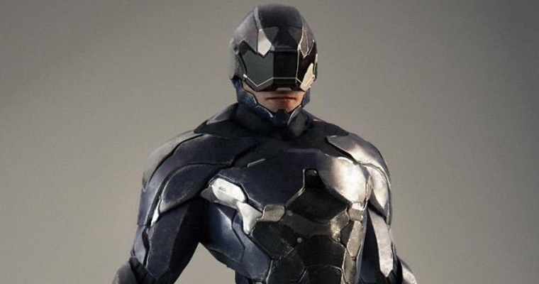 Robocop Concept Bust