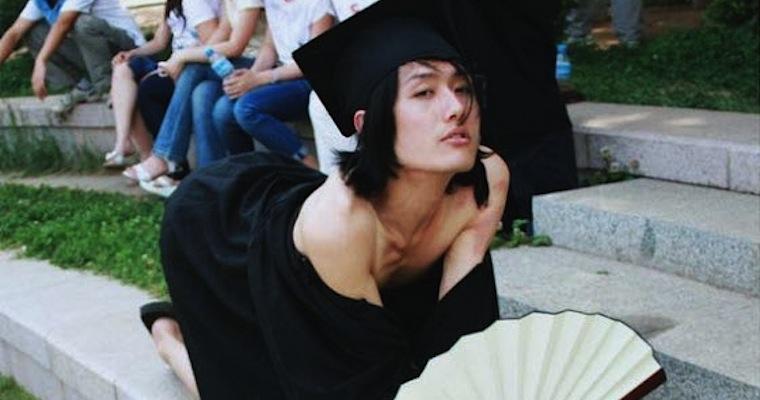 Sexy Graduation