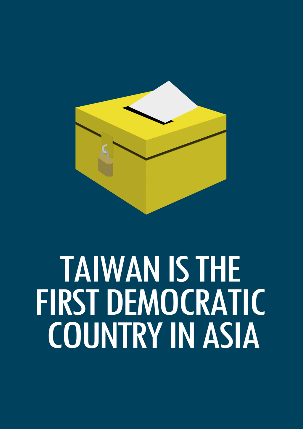 Taiwan First Democracy in Asia