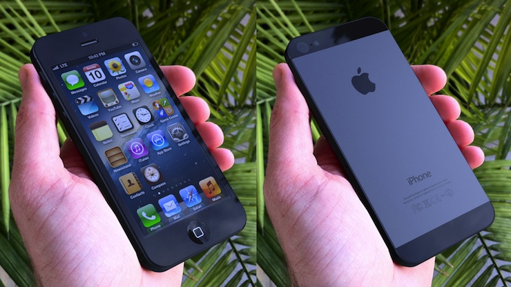 iPhone 5 Video Leaked