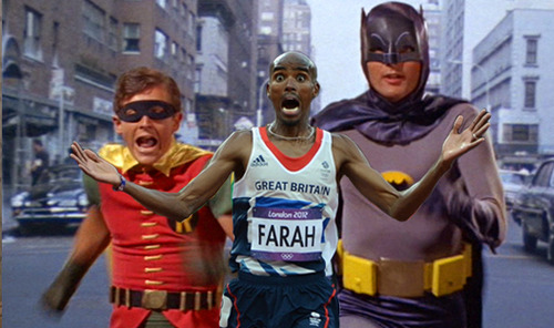 mo farah batman and robin
