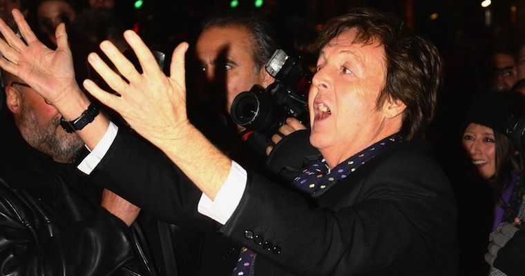 Paul McCartney Needs To Calm The Fvck Down