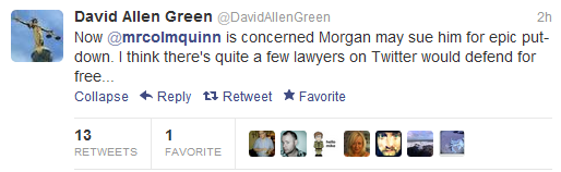 Lawyers hate Piers too.