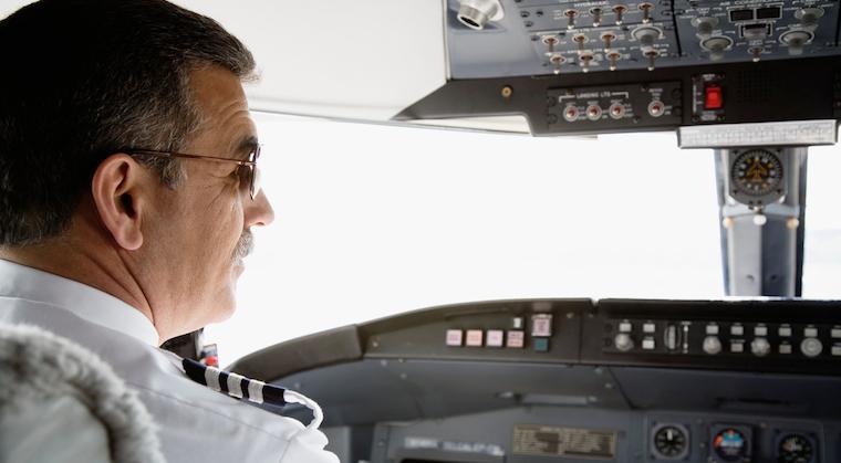Fake Pilot