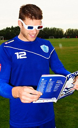Jamie Mackie QPR Programme