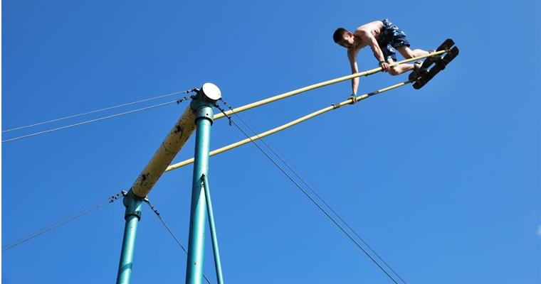 Kiiking Boy - Estonia Sport