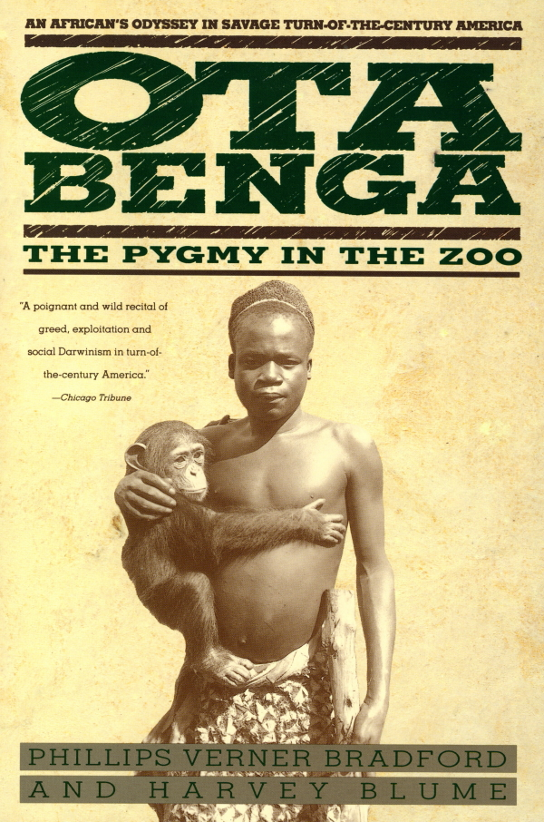 Ota Benga - Pygmy In The Zoo - Book