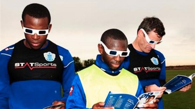 QPR 3D Match Programme