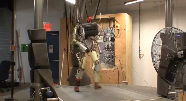 Robot Swagger