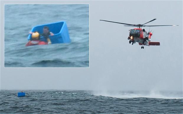 Ryan Harris Alaska Crate Atlantic Rescue