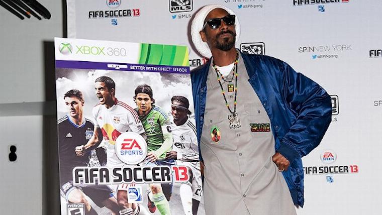Snoop Dogg Soccer
