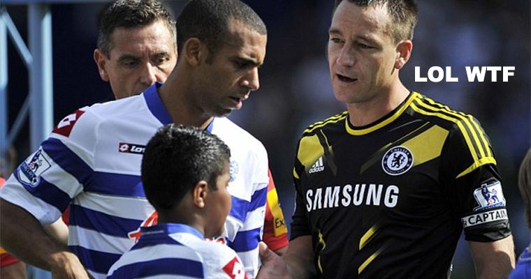 Anton Ferdinand refuses John Terry handshake