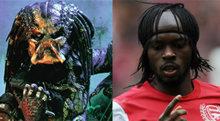 Predator or Gervinho?