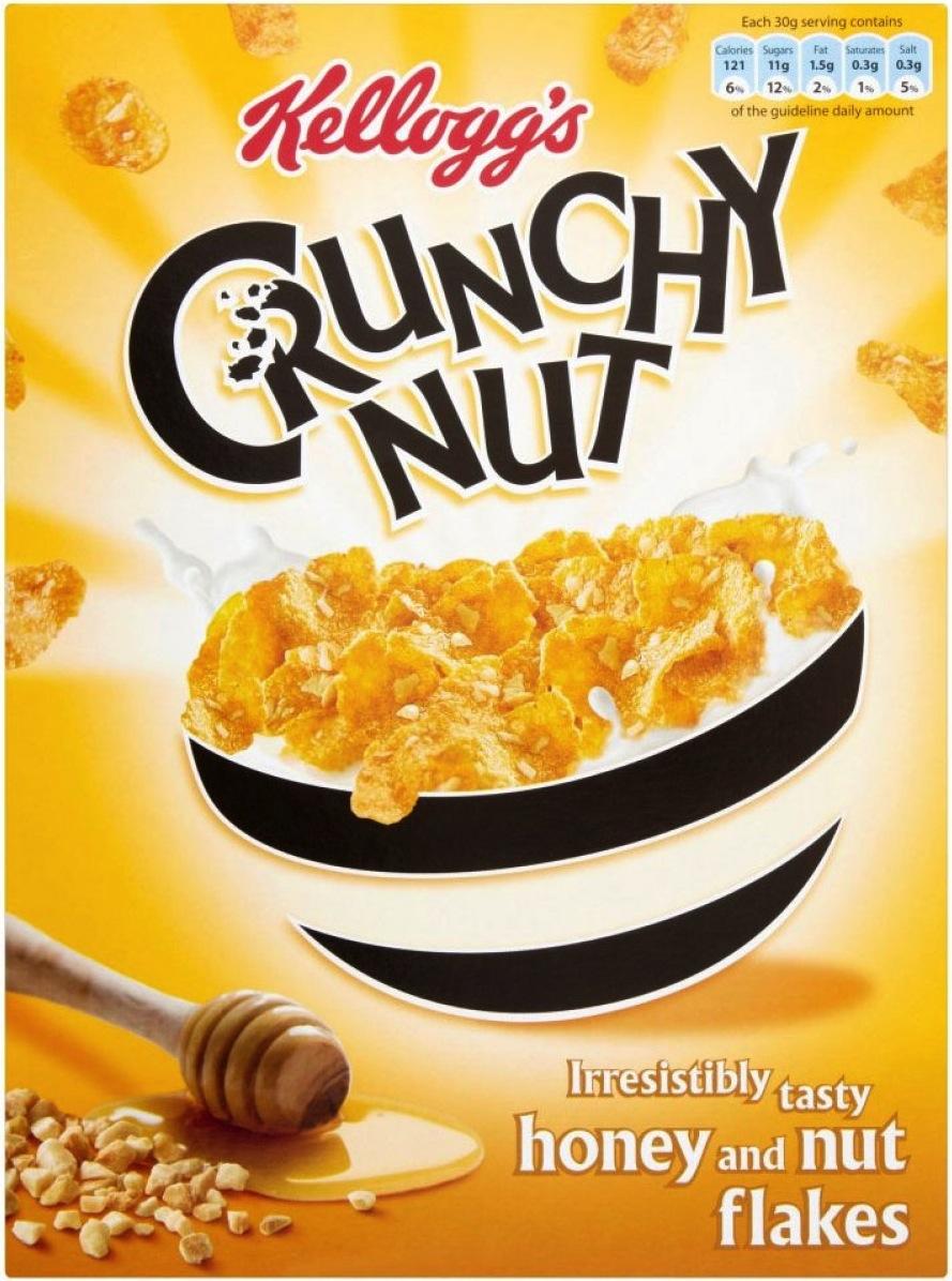 Crunchy Nut Cornflakes