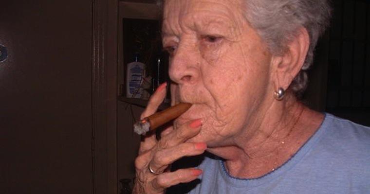 Grandma Gangster