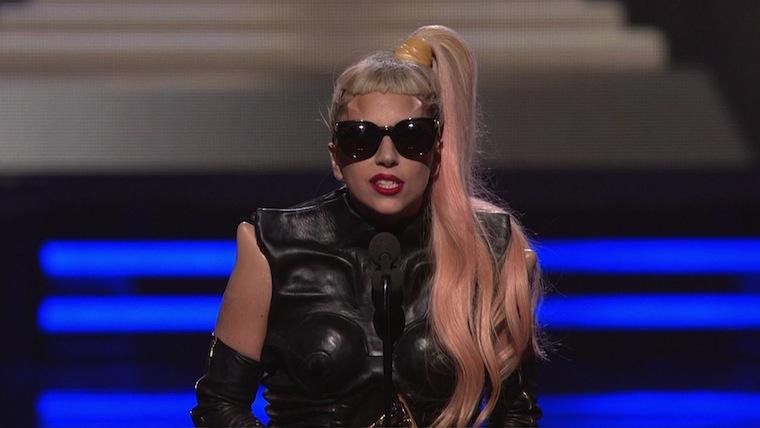 Lady Gaga Puking