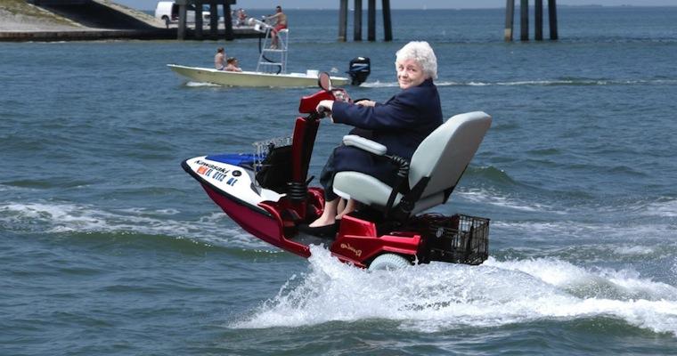 Mobility Jetski