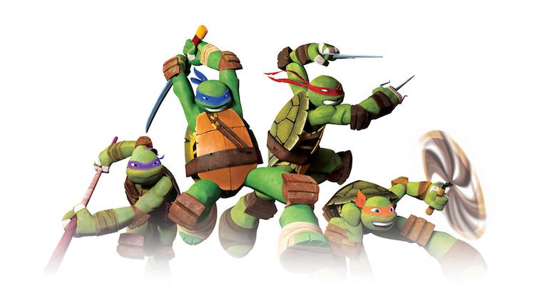 New Teenage Mutant Ninja Turtles