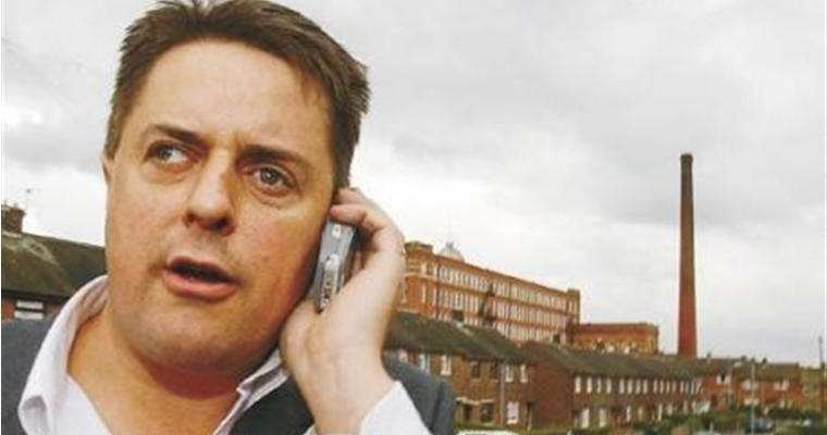 Nick Griffin - MONG