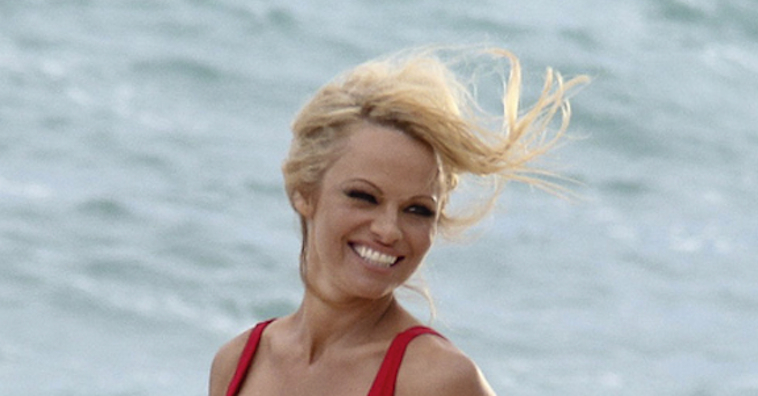 Pamela Anderson Featured