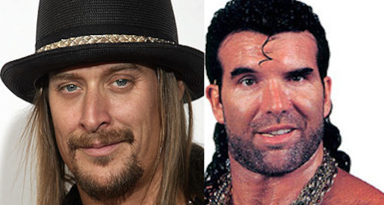 Scott Hall Kid Rock