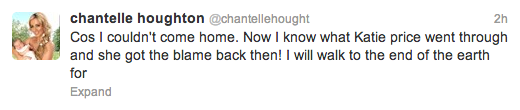 chantelle houghton alex reid twitter screen grab 7